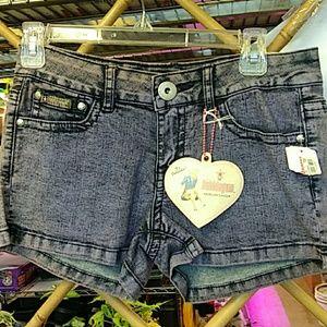 Bubblegum Purple Shorts from Macy's